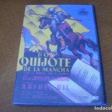 Cine: DON QUIJOTE DE LA MANCHA / TODO UN CLASICO DE RAFAEL GIL 133 MINUTOS. Lote 254098480