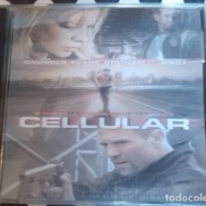 Cine: CD PELÍCULA THRILLER POLICÍACO. CELLULAR 2004.. Lote 254102525