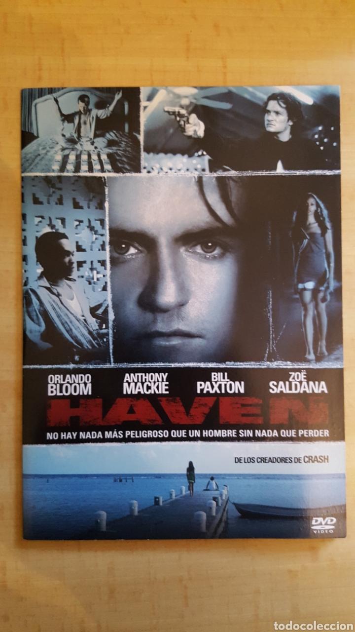 DVD HAVEN EDICIÓN CARÁTULA DE CARTON.COMO NUEVO (Cine - Películas - DVD)
