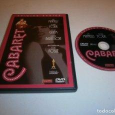 Cinéma: CABARET DVD EDICON BASICA LIZA MINNELLI MICHAEL YORK BOB FOSSE. Lote 254292200