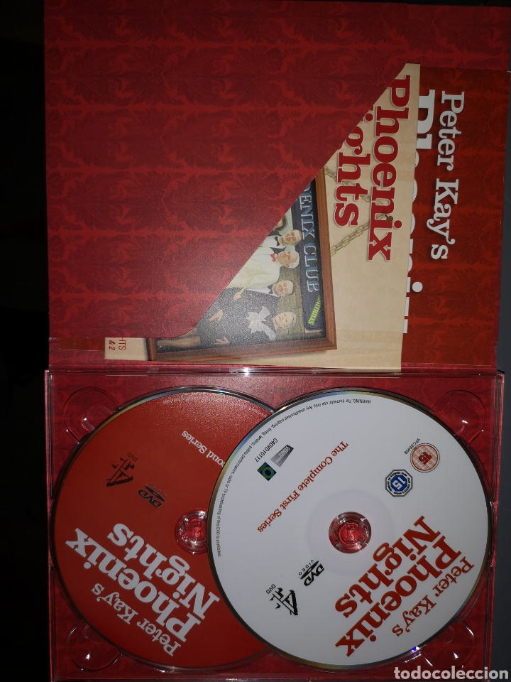Cine: T1P93. Película en DVD. PHOENIX NIGHTD. THE PETER KAY COLLECTION - Foto 3 - 254321065