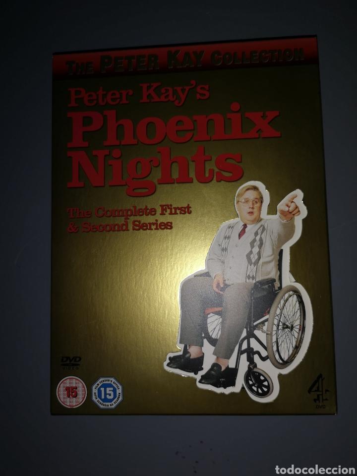 T1P93. PELÍCULA EN DVD. PHOENIX NIGHTD. THE PETER KAY COLLECTION (Cine - Películas - DVD)