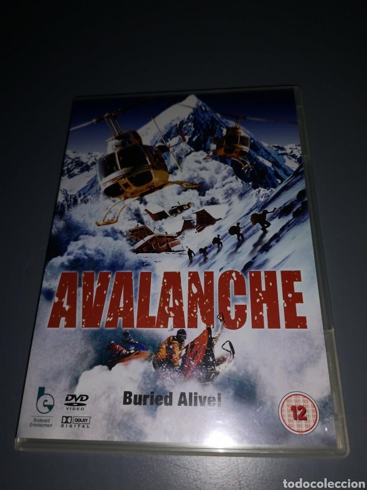 T1P94. PELÍCULA EN DVD. AVALANCHE (Cine - Películas - DVD)