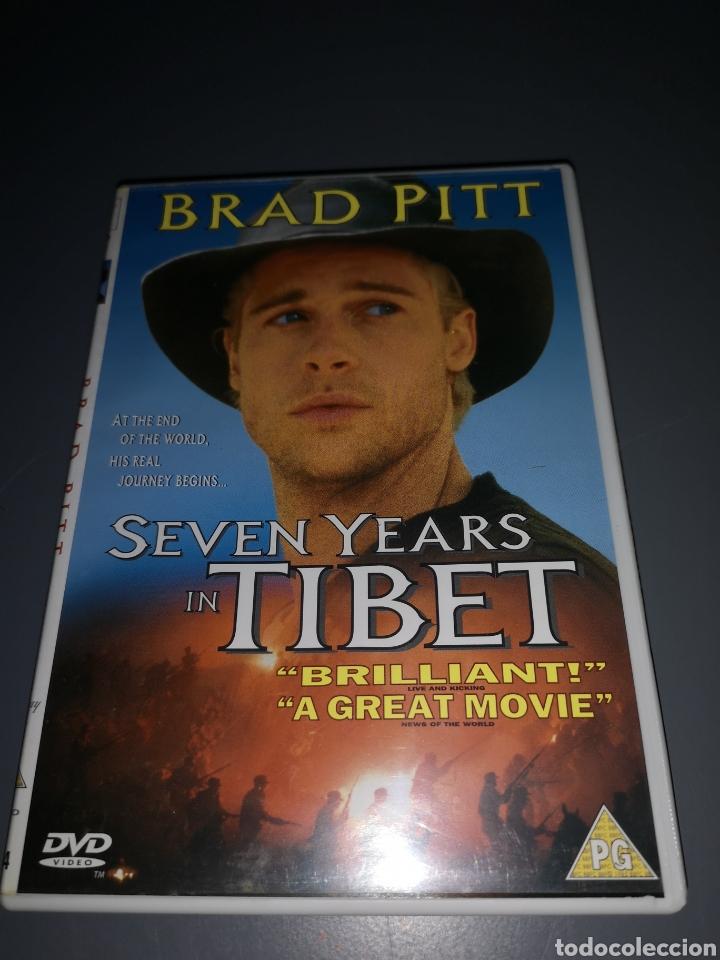 T1P98. PELÍCULA EN DVD. SEVEN YEARS IN TIBET (Cine - Películas - DVD)