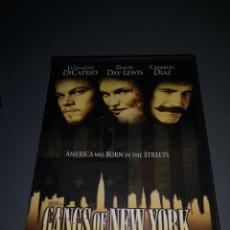 Cine: T1P101. PELÍCULA EN DVD. GANGS OF NEW YORK. Lote 254325485