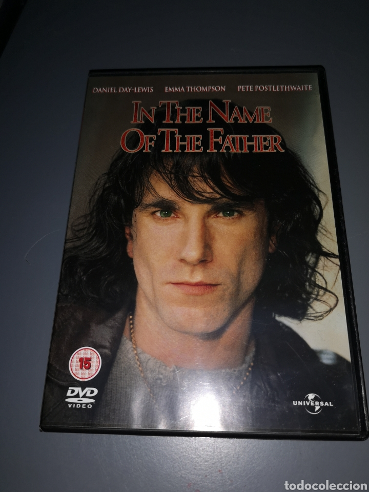 T1P102. PELÍCULA EN DVD. IN THE NAME OF THE FATHER (Cine - Películas - DVD)