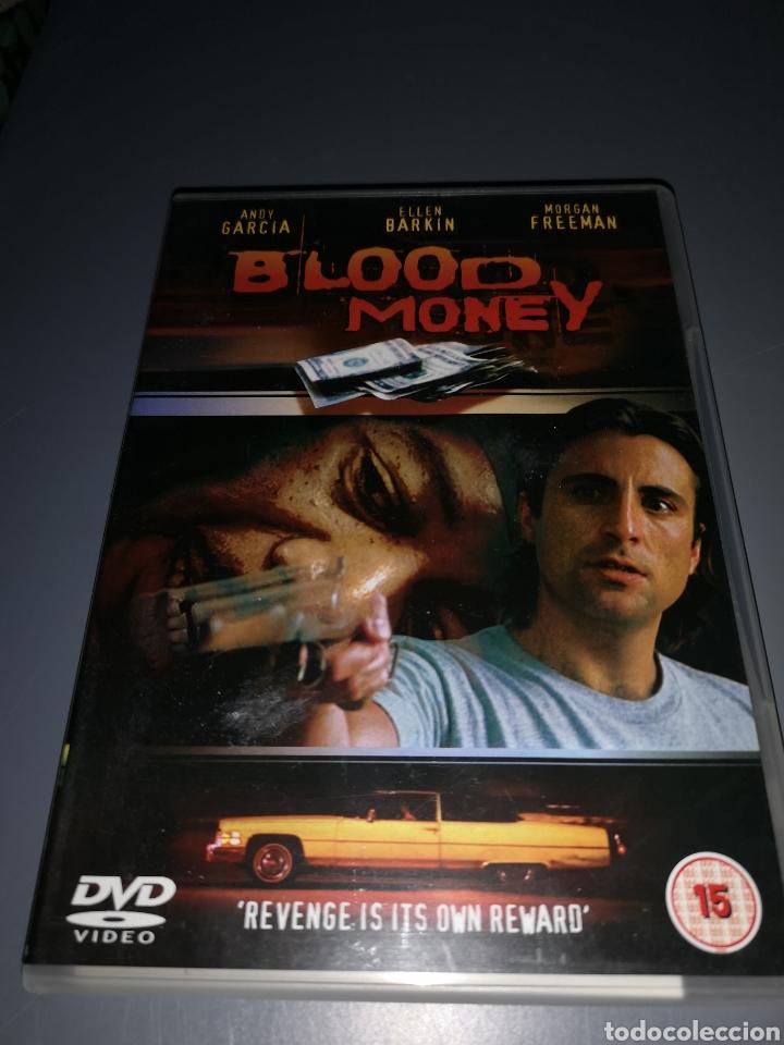 T1P104. PELÍCULA EN DVD. BLOOD MONEY. (Cine - Películas - DVD)
