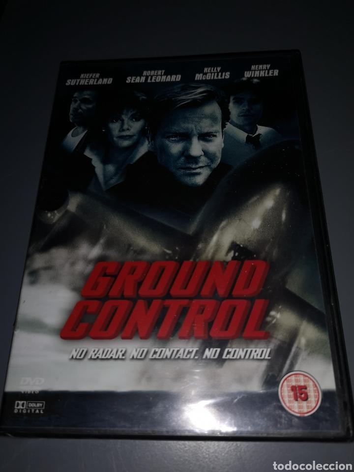 T1P105. PELÍCULA EN DVD. GROUND CONTROL. PRECINTADO (Cine - Películas - DVD)