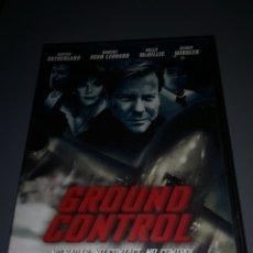 Cine: T1P105. PELÍCULA EN DVD. GROUND CONTROL. PRECINTADO. Lote 254328645