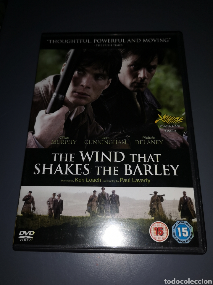T1P106. PELÍCULA EN DVD THE WIND THAT SHAKES THE BARLEY (Cine - Películas - DVD)