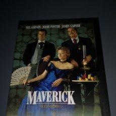 Cine: T1P107. PELÍCULA EN DVD. MAVERICK. Lote 254330140