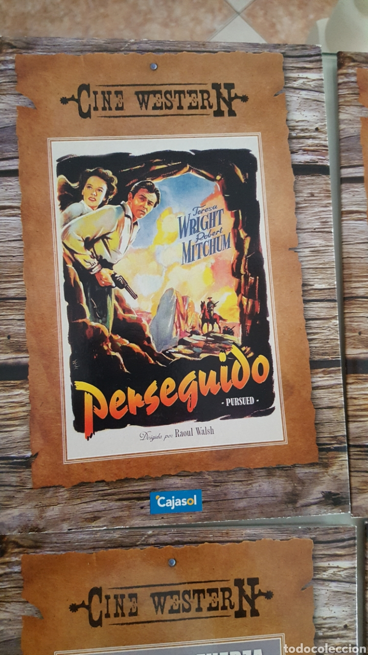 Cine: 11 DVD CINE WESTER N.DEL OESTE VERSIÓN CARTÓN SÓLO VISTAS 1 VEZ.BUEN ESTADO.COLECCION - Foto 2 - 254403150