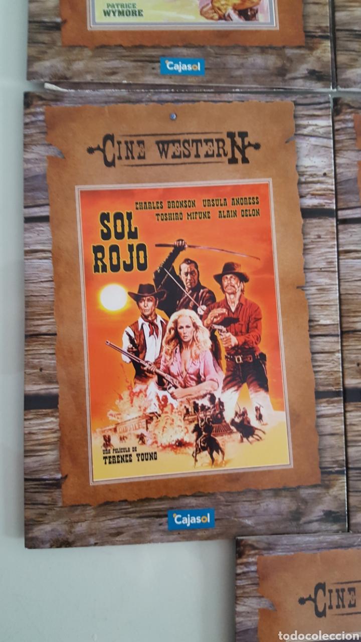 Cine: 11 DVD CINE WESTER N.DEL OESTE VERSIÓN CARTÓN SÓLO VISTAS 1 VEZ.BUEN ESTADO.COLECCION - Foto 8 - 254403150