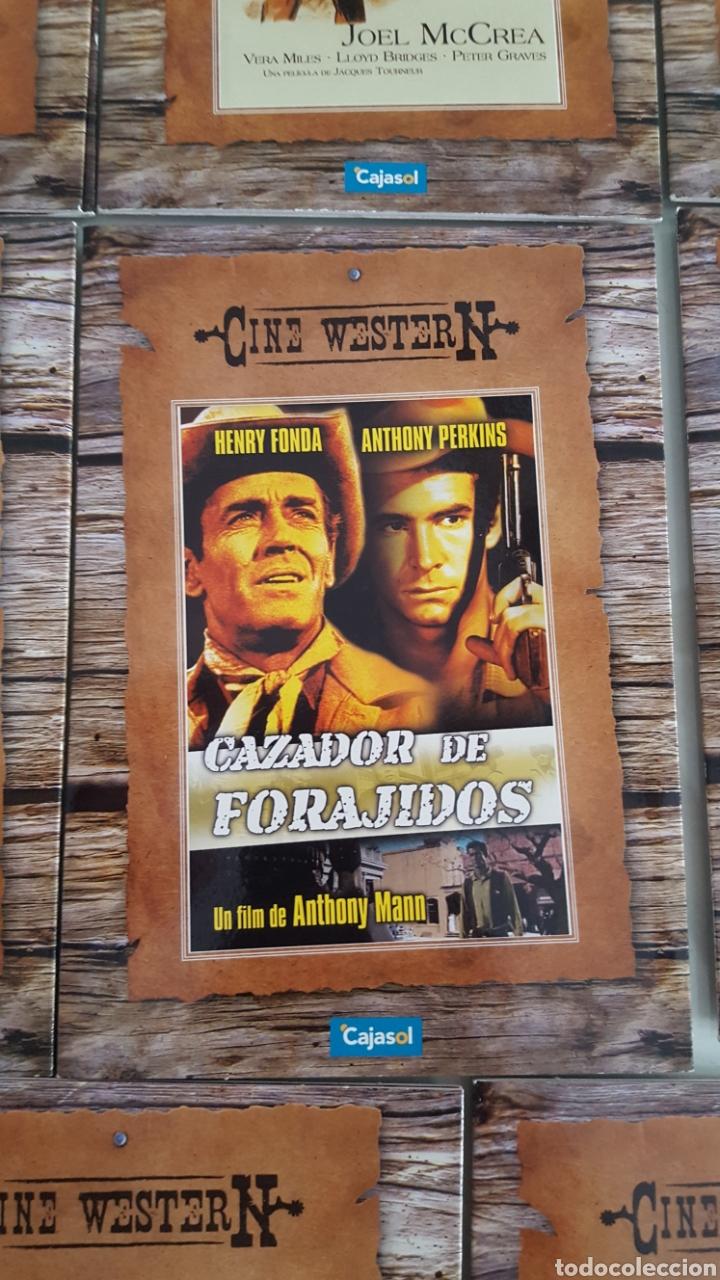 Cine: 11 DVD CINE WESTER N.DEL OESTE VERSIÓN CARTÓN SÓLO VISTAS 1 VEZ.BUEN ESTADO.COLECCION - Foto 9 - 254403150