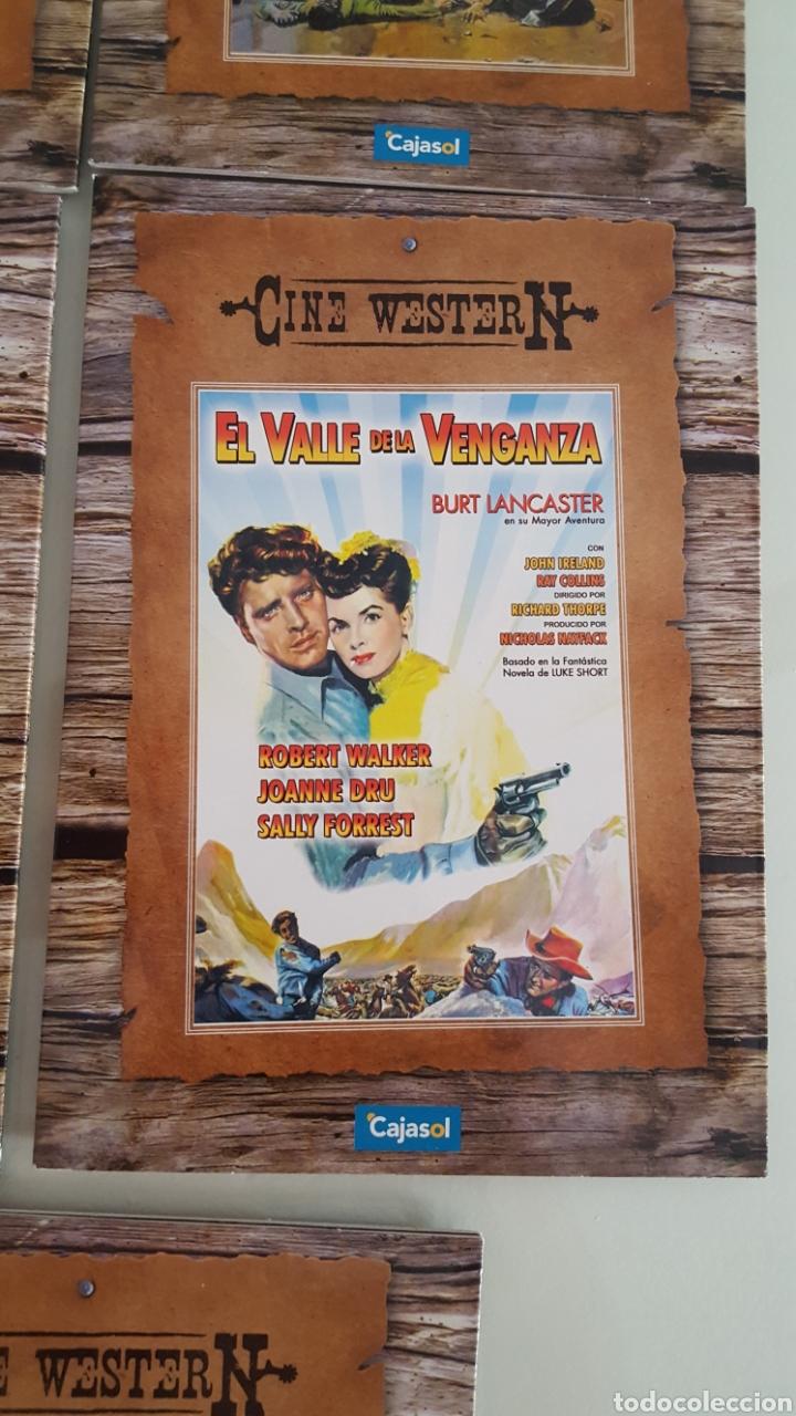Cine: 11 DVD CINE WESTER N.DEL OESTE VERSIÓN CARTÓN SÓLO VISTAS 1 VEZ.BUEN ESTADO.COLECCION - Foto 10 - 254403150