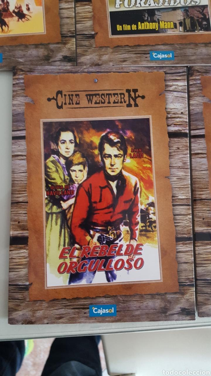 Cine: 11 DVD CINE WESTER N.DEL OESTE VERSIÓN CARTÓN SÓLO VISTAS 1 VEZ.BUEN ESTADO.COLECCION - Foto 11 - 254403150