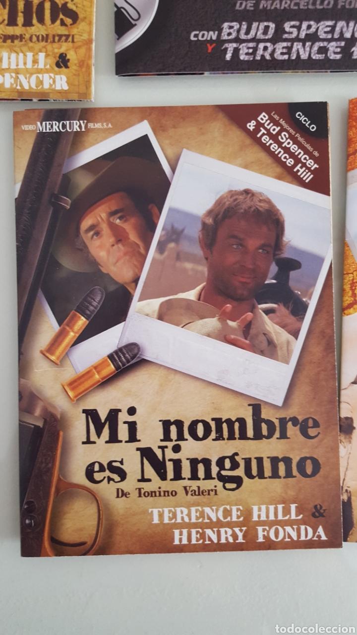 Cine: 11 DVD COLECCIÓN CICLO BUF SPENCER & TERENCE HILL.VISTO SÓLO 1 VEZ COMO NUEVO. - Foto 2 - 254406545
