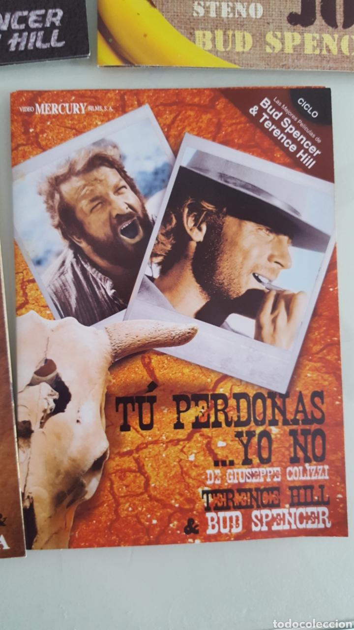 Cine: 11 DVD COLECCIÓN CICLO BUF SPENCER & TERENCE HILL.VISTO SÓLO 1 VEZ COMO NUEVO. - Foto 3 - 254406545