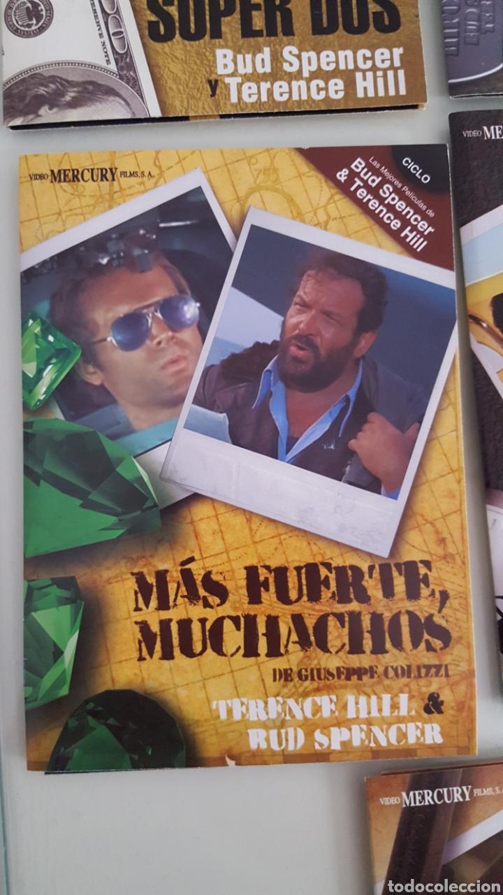 Cine: 11 DVD COLECCIÓN CICLO BUF SPENCER & TERENCE HILL.VISTO SÓLO 1 VEZ COMO NUEVO. - Foto 4 - 254406545