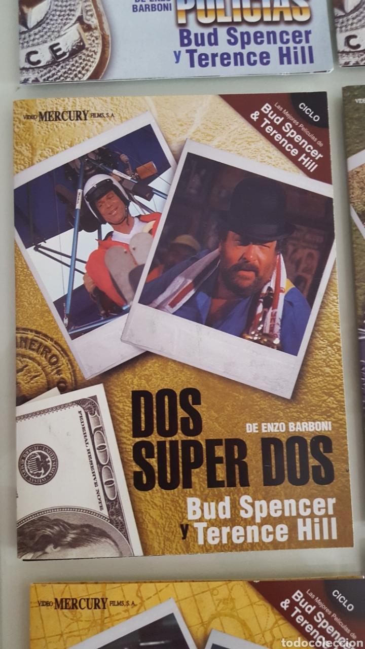 Cine: 11 DVD COLECCIÓN CICLO BUF SPENCER & TERENCE HILL.VISTO SÓLO 1 VEZ COMO NUEVO. - Foto 7 - 254406545