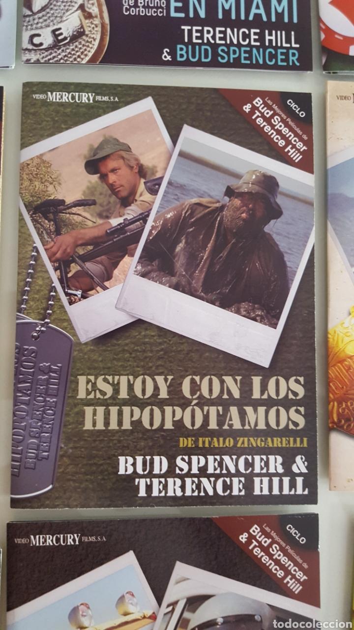 Cine: 11 DVD COLECCIÓN CICLO BUF SPENCER & TERENCE HILL.VISTO SÓLO 1 VEZ COMO NUEVO. - Foto 8 - 254406545