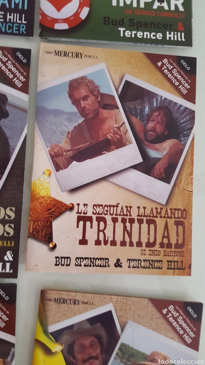 Cine: 11 DVD COLECCIÓN CICLO BUF SPENCER & TERENCE HILL.VISTO SÓLO 1 VEZ COMO NUEVO. - Foto 9 - 254406545