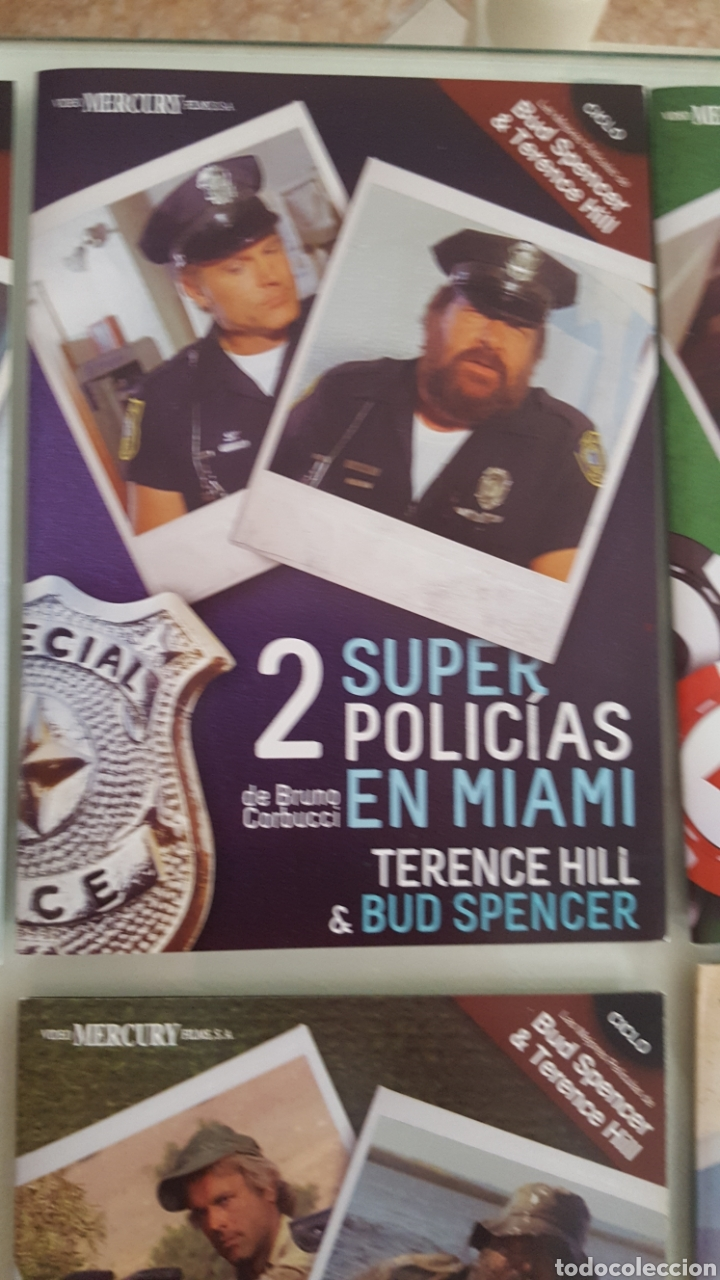 Cine: 11 DVD COLECCIÓN CICLO BUF SPENCER & TERENCE HILL.VISTO SÓLO 1 VEZ COMO NUEVO. - Foto 11 - 254406545
