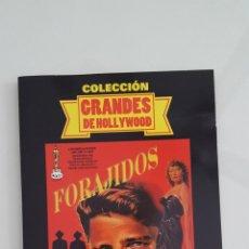 Cine: DVD FORAJIDOS COLECCION GRANDES DE HOLLYWOOD. Lote 254407025