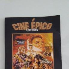 Cine: DVD EL LEÓN EN INVIERNO COLECCIÓN CINE ÉPICO BUEN ESTADO. Lote 254407630