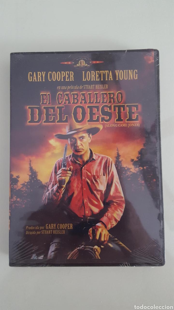 DVD EL CABALLERO DEL OESTE NUEVA PRECINTADA (Cine - Películas - DVD)