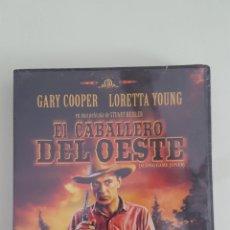 Cine: DVD EL CABALLERO DEL OESTE NUEVA PRECINTADA. Lote 254410280