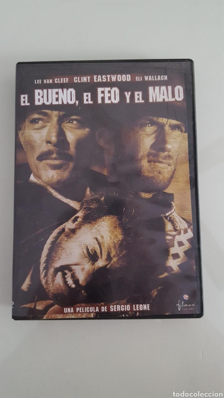 DVD DEL OESTE EL BUENO EL FEO Y EL MALO.COMO NUEVA VISTA 1 VEZ (Cine - Películas - DVD)