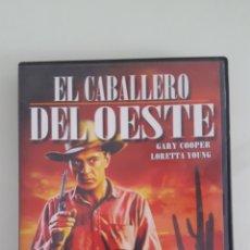 Cine: EL CABALLERO DEL OESTE BUEN ESTADO VISTA UNA VEZ. Lote 254410810