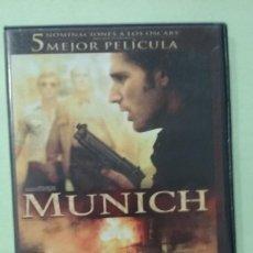 Cine: LMV - MUNICH, PELÍCULA DE STEVEN SPIELBERG - DVD. Lote 254489305