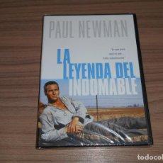 Cine: LA LEYENDA DEL INDOMABLE DVD PAUL NEWMAN WARNER NUEVA PRECINTADA. Lote 254489340