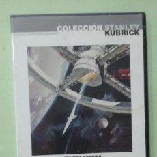 Cine: LMV - 2001: UNA ODISEA DEL ESPACIO, PELICULA DE STANLEY KUBRICK - DVD. Lote 254490080