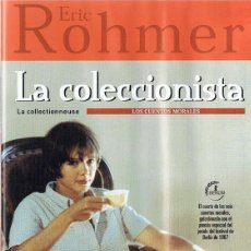 Cine: LA COLECCIONISTA ERIC ROHMER. Lote 254619935