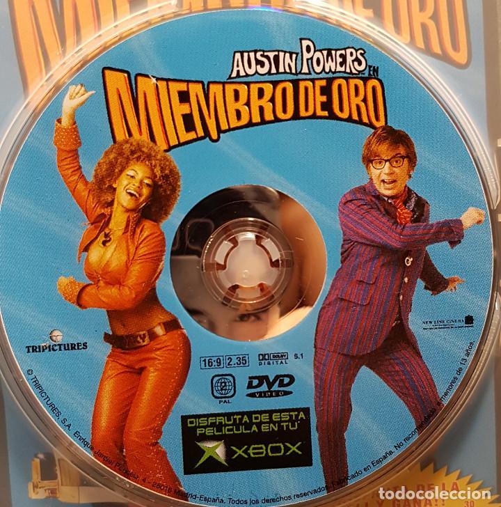 Cine: AUSTIN POWERS EN MIEMBRO DE ORO - DVD - MIKE MYERS - BEYONCE KNOWLES - NO USO CORREOS - Foto 4 - 254626510