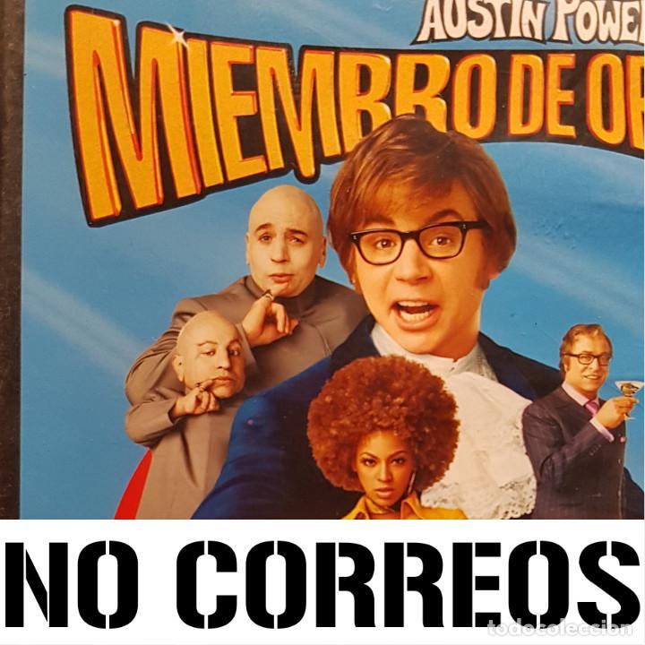 Cine: AUSTIN POWERS EN MIEMBRO DE ORO - DVD - MIKE MYERS - BEYONCE KNOWLES - NO USO CORREOS - Foto 6 - 254626510