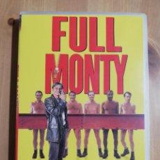 Cine: FULL MONTY (DIRIGIDA POR PETER CATTANEO) DVD. Lote 254638040