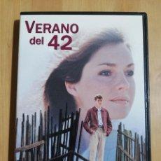 Cine: VERANO DEL 42 (DIRIGIDA POR ROBER MULLIGAN) DVD. Lote 254638390