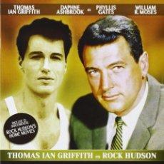 Cinema: LA HISTORIA DE ROCK HUDSON (THOMAS IAN GRIFFITH, DAPHNE ASHBROOK) - 2 DVD NUEVO Y PRECINTADO. Lote 254668110