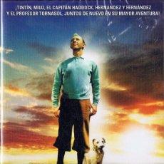 Cine: TINTÍN Y EL SECRETO DEL TOISÓN DE ORO (PRECINTADO). Lote 254870705