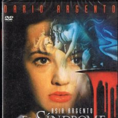 Cinema: EL SÍNDROME DE STENDHAL EL ARTE DE MATAR DARIO ARGENTO (PRECINTADO). Lote 254879670