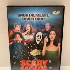 Cinema: 26883 SCARY MOVIE DVD SEGUNDA MANO. Lote 254900670