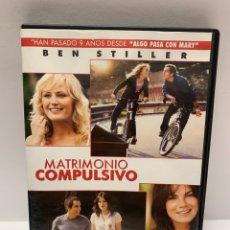 Cinema: 26983 MATRIMONIO COMPULSIVO DVD SEGUNDA MANO. Lote 254914600