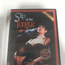 Cine: CINEX 257 SLIP OF THE TONGUE - DVD SEGUNDAMANO. Lote 254934575