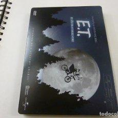 Cine: ET EL EXTRATERRESTRE - 2 DVD -CAJA METALICA- N 2. Lote 254976565