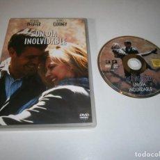 Cinéma: UN DIA INOLVIDABLE DVD MICHELLE PFEIFFER GEORGE CLOONEY. Lote 255337715