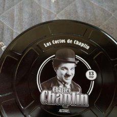 Cine: LOS CORTOS DE CHARLES CHAPLIN - 13 DVD 1914-1917. Lote 255362850